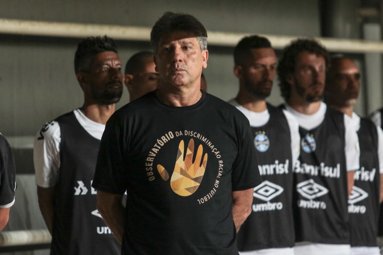 No Z-4, Grêmio tem missão de repetir arrancadas no Brasileirão