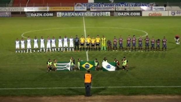Futebol: Toledo e União empatam pela segunda rodada do Paranaense